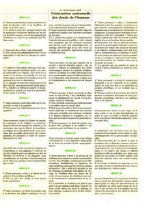 Déclaration universelle des droits de l'homme 2