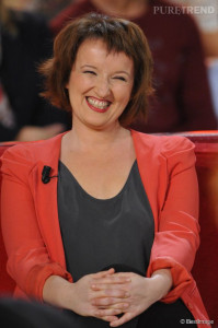 photo d'Anne Roumanoff