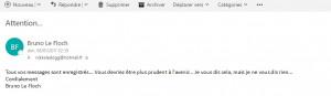 Mail à Nicolas le 8 Janvier 2017 à 2h39