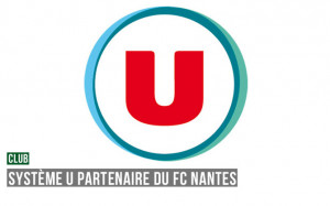 Logo système U de Nantes